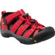 Keen Youth Newport H2 Shoes Ribbon Red/Gargoyle